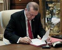 Başkan Erdoğan üç hükümlünün cezasını kaldırdı