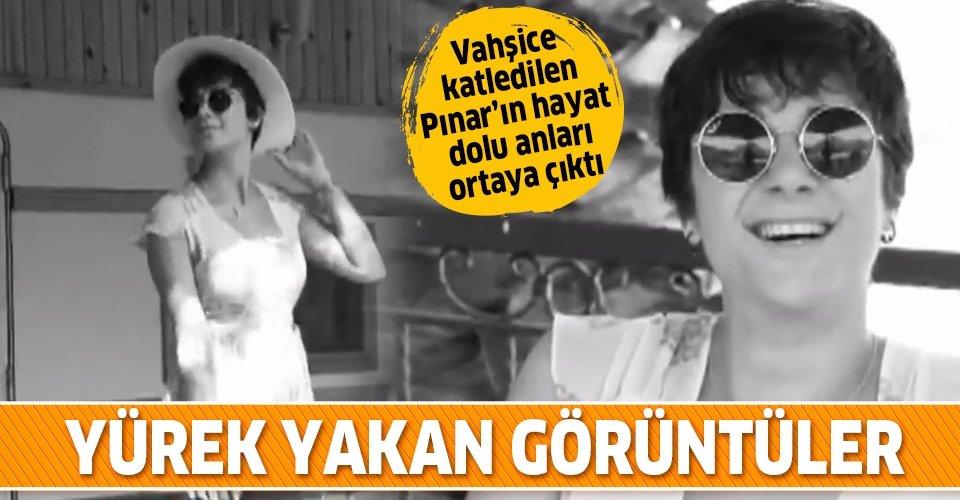 Pınar Gültekin'in yeni görüntüleri ortaya çıktı