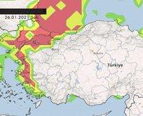 İstanbul'da 3 günlük alarm! Beklenmedik tehlike