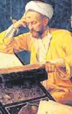 Kanuni'nin akıl hocası