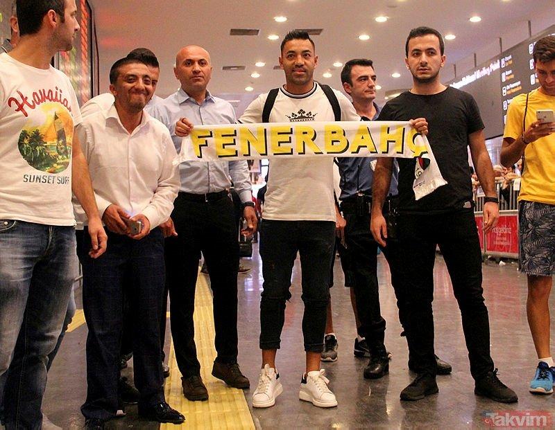 İşte Fenerbahçede Marco Fabian gerçeği...
