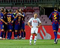 Bayern Münih ve Barcelona çeyrek finale yükseldi