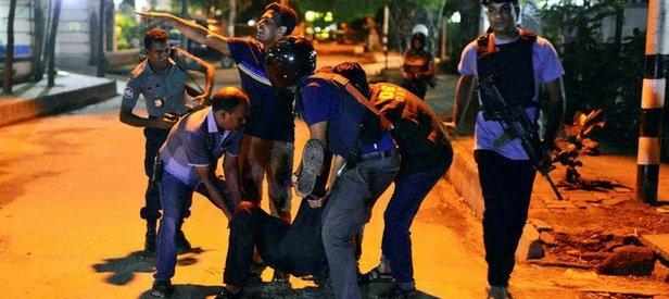 Bangladeş'te şiddet olayları