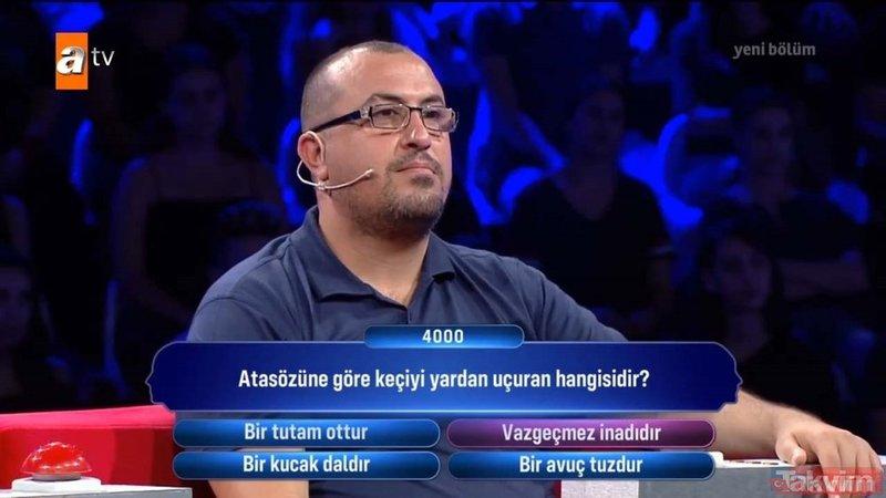 Müge Anlı'nın sunduğu Güven bana yarışmasındaki Osmanlı Padişahı sorusu! İşte Güven Bana'ya damga vuran tüm sorular!