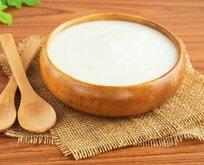 Ev yapımı yoğurdun inanılmaz mucizesi...
