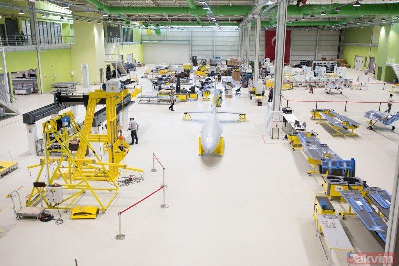 İnsansız savaş uçağı 2023 öncesi hazır!