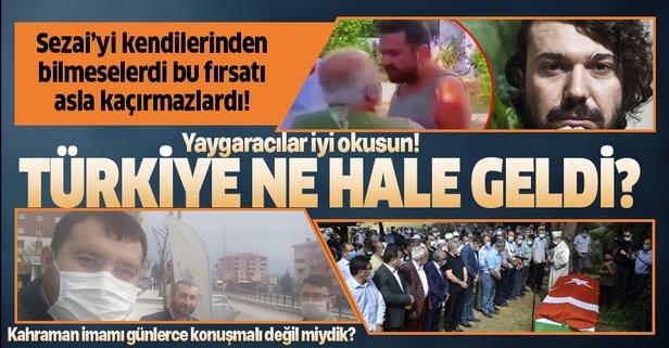 Türkiye ne hale geldi yaygaracıları iyi okusun!