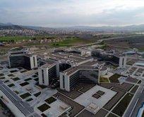 Kayseri Şehir Hastanesi'ni 5 Mayıs'ta Erdoğan açacak
