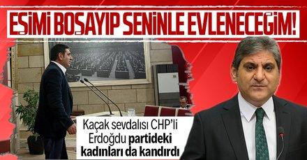 CHP'li Erdoğdu'dan CHP'liler de bıkmış!