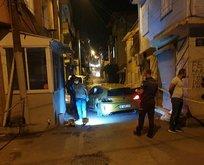 İzmir'de silahlar konuştu: 1 ölü, 3 yaralı