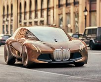 BMW'den geleceğin otomobili! İşte BMW Vision Next 100
