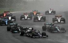 İşte F1'in 2022 sezon takvimi!