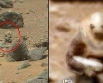 NASA ilk kez yayınladı! Adeta dehşete düşürdü...