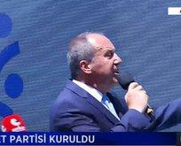Halk TV Muharrem İnce'nin CHP eleştirisine dayanamadı!
