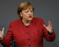 Merkel'den flaş Brexit çıkışı
