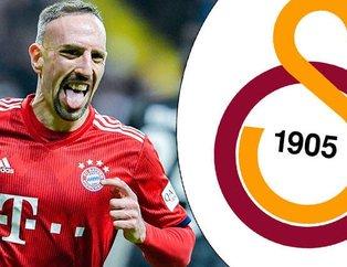 Ülkesinde açıkladılar! Franck Ribery 14 yıl sonra Galatasaray'a mı dönüyor?