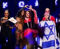 Eurovisionda İsrail krizi