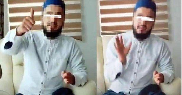 Provokatif paylaşımlarda bulunan kişi tutuklandı