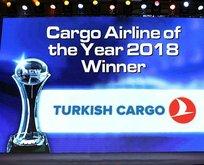 Turkish Cargo 'yılın taşıyıcısı'
