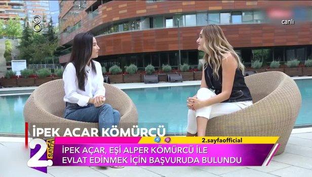 İpek Açar'dan bebek açıklaması: 'Bebeğimi iki yıldır karnımda değil kalbimde büyüttüm sonunda geliyor' dedi müjdeyi verdi! videosunu izle   Takvim TV