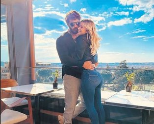 Can Yaman ve İtalyan aşkı Diletta Leotta'nın 9.750 TL'lik 'aşk uyumu'