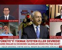Türkiye'yi yıkmak isteyen eller devrede!