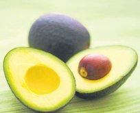 Avokado ile güçlü kaslar