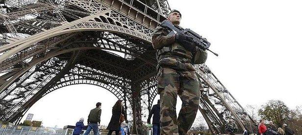 Fransada terörle mücadelede yeni seviye