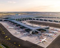 İstanbul Havalimanı uçuş sayısıyla Avrupa'da zirvede