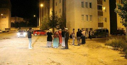 Son dakika: Erzurum'da 4,3 büyüklüğünde deprem