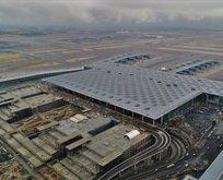 Üçüncü Havalimanından yeni görüntüler...