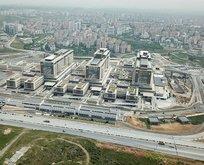 Başakşehir Şehir Hastanesi yarın açılıyor!