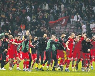 Andorra'da tarihi gece!