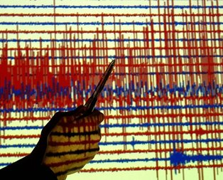 Fransa'da şiddetli deprem!