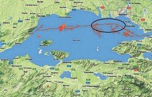 Marmara'nın kabusunun kırılma zamanı geldi! 7.2'lik deprem...