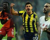 Süper Ligde zirve yangın yeri