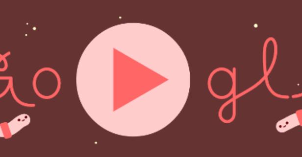 Google'dan 14 Şubat Sevgililer Günü'ne özel doodle!