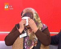 Müge Anlı'daki Ferdi Ölmez'in annesi şoke etti!