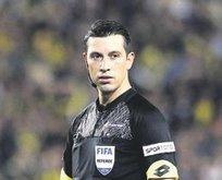 Lazio-Cluj maçı Ali Palabıyık'ın