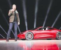Tesla'da Musk operasyonu