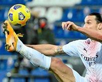 Milan, İbrahimovic'in golleriyle galip geldi
