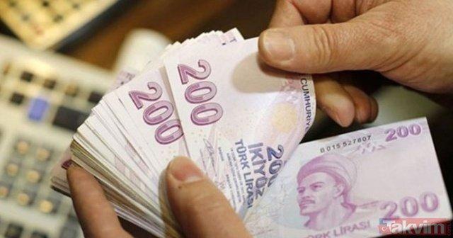 Emekliye 1.244 TL | 2020 Ocak zammıyla güncel emekli maaşı ne kadar olacak?