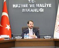 Bakan Albayrak açıkladı: Ticaret hacmini artırmak için...