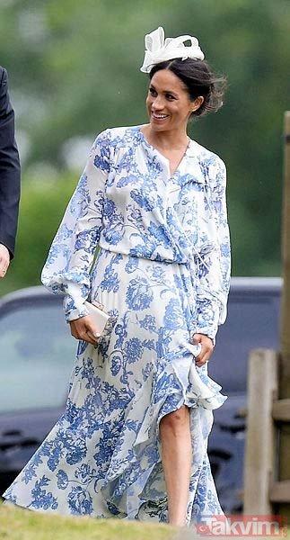 Prens Harrynin bebeği mi oluyor? Meghan Markle hamile mi?