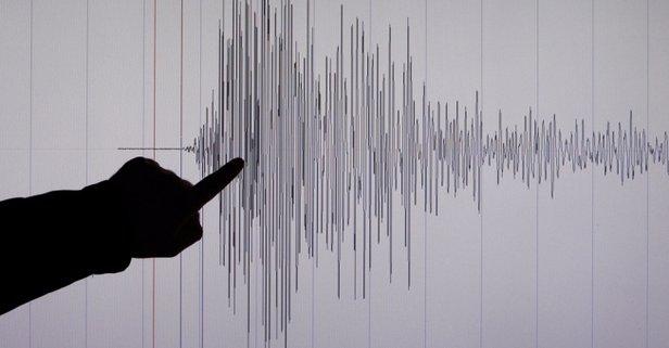 Güney Amerikada şiddetli deprem