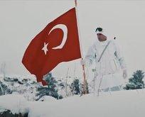 Başkan Erdoğan, Sarıkamış Destanı anısına şiir okudu