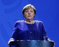 Merkel'den Yunanistan'ı yıkan Libya cevabı!