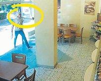 Türk işyerıne ırkçı saldırı