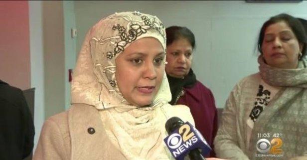 New York'ta başörtülü kadına İslamofobik saldırı