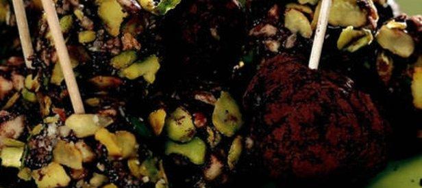 Çikolatalı Bonbon Tarifi